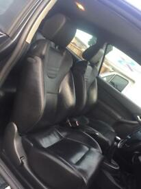 St 170 st170 Ford Focus recaro heated leather interior and door cards breaking audiophile scorpion