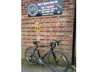 SPECIALIZED ALLEZ ROAD BIKE WITH UPGRADES..FULLY SERVICED ,,GREAT BIKE