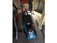 Bosch Rotak 430 Ergo-Power Lawnmower