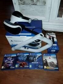 Playstation VR Bundle. REDUCED TO £200.