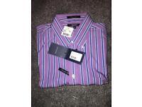 Men's Gant XL light lilac shirt