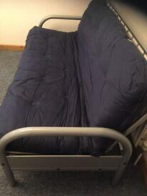 Futon bed settee sofa