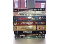 Greys Anatomy Box Sets DVD 1 - 9
