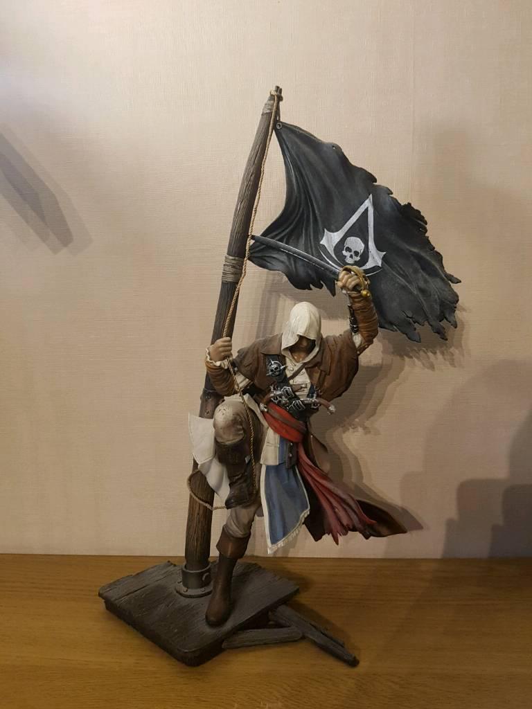 Assassins Creed Black Flag Collectors Figure