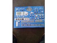 korg electribe emx blue