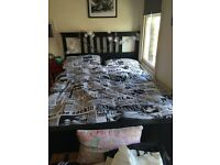 Ikea Double Bed Perfect condition