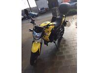 Sym Wolf Motorcycle, (not hondo, yamaha, suzuki)