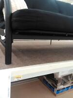 Futon 1 month old. Great condition.