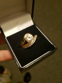 14CT Gold ring