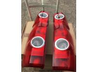 Vw crafter rear lights