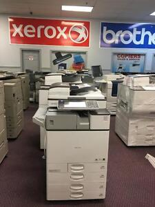 Ricoh C5503 Color Laser Multifunction COLOUR Printer Copy Machines Photocopiers OFFICE REPOSSESSED Copiers Printers