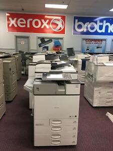 Ricoh C5503 Color Laser Multifunction COLOUR Printer Copy Machines Photocopiers OFFICE REPOSSESSED Copiers Printers