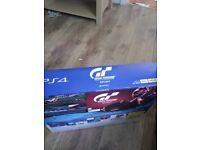PS4 Slim console with Grand Turismo Sport Brand new sealed