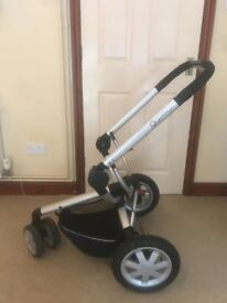Quinny 3 wheeler buggy base