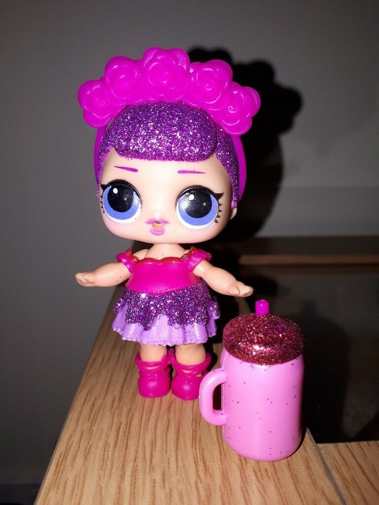 Lol doll Sugar queen Rare collectable £20.00 first come basis