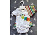 H & M Newborn baby set