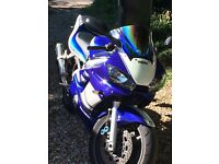 2000 Yamaha r6 5eb. Lovely condition