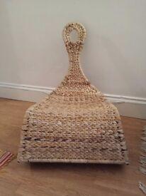 IKEA PS GULLHOLMEN banana fibre rocking chair