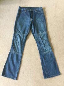Ladies motorbike jeans