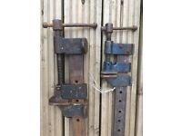 WODEN Clamps