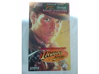 Indiana Jones Trilogy Box Set - VHS cassettes