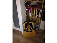 1960s Kay Acoustic Guitar