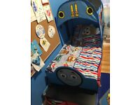 Toddler bed - Thomas the Tank Engine