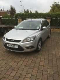 FORD FOCUS ZETEC SILVER 1600 PETROL MANUAL GEARBOX 5 DOOR HATCHBACK