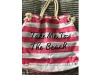 Genuine Victoria Secret Take Me To The Beach Bag