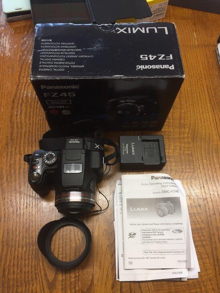 Panasonic FZ45 Bridge Camera