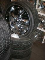"""Mags 24"""" 6 trous F150, Expedition, Navigator, Mk LT etc..."""