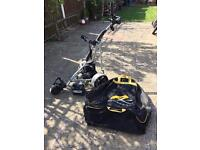 Powakaddy Freeway Titanium Electric Golf Trolley