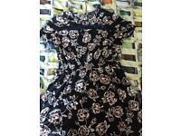 Floral Dress size 20