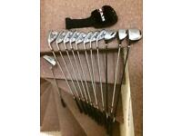 Full set Left-Handed Golf Club Set RAM cheap £100 ono