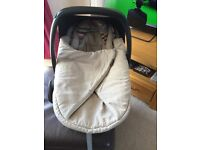 Pebble Car Seat - Baby Carrier - Very Rare Limited Edition