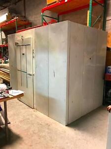 """9'6 """"x 5'9"""" x 92"""" Kit de Panneaux Complet de Chambre Froide - Complete Panel Kit For Cold Room"""