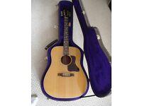 L@@K RARE 1995 Gibson Gospel Acoustic
