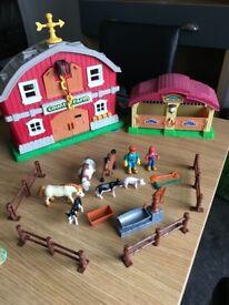 Kids country farm