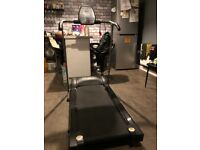 V-fit Foldable Electric Treadmill for Collection Only