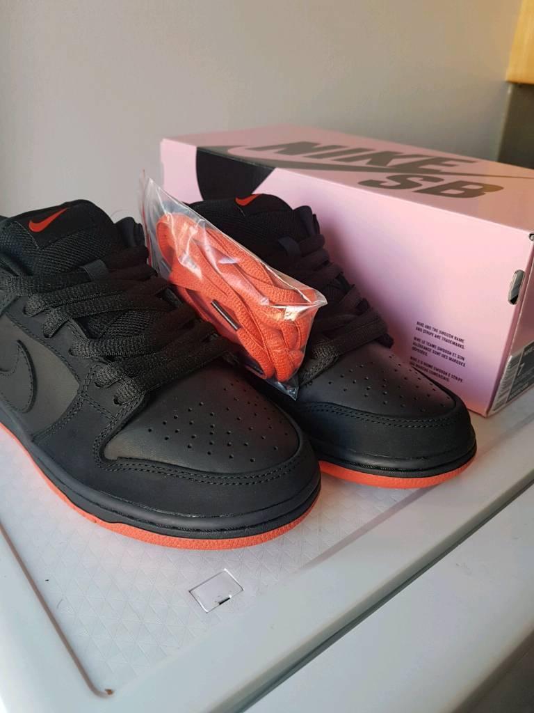Nike SB Dunk Low TRD QS 'Black Pigeon' Jeff Staple UK6/US7/EU40