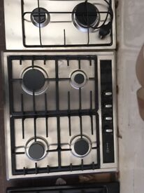 Neff Stainless Steel Gas Hob New and Unused