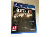 Resident Evil 7 (Biohazard) PS4
