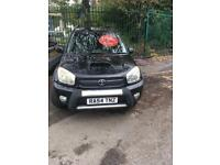 Toyota RAV4 diesel lovey drive and looking