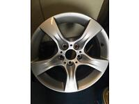 "BMW 17"" alloy"