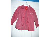 Bundle of 3 smart shirts for boy 18-24mths/18-24 mths. Carters, Nautica, Esprit. Very good condition