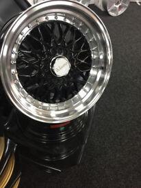 "Mazda Mx3 mx5 mx-3 mx-5 brand new Alloy wheels 16"" inch x 9j alloys wheel Mini one cooper coupe"