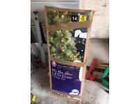 6ft LED Christmas tree