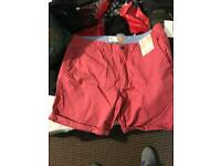 2 pairs mens shorts size 42 from tescos f&f