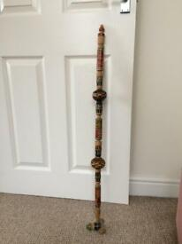 African pole