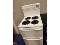 freestanding electric cooker perfect working order